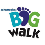 John Hughes Big Walk logo